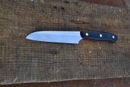 Кухонные нож 2 - сталь N690, G10.